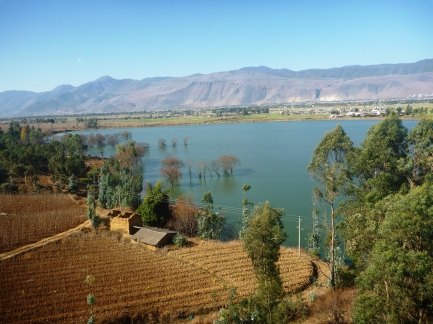 24 View from Train to LiJiang