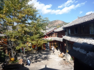 25 View from N's Kitchen LiJiang