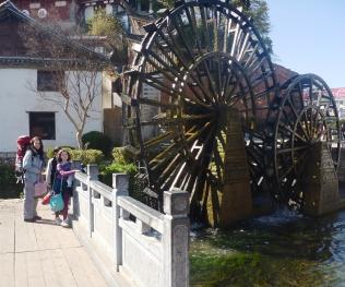32 LiJiang Water Wheel