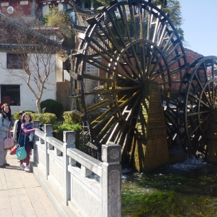 32 LiJiang Water Wheel