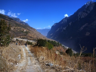 33 Tiger Leaping Gorge Trail