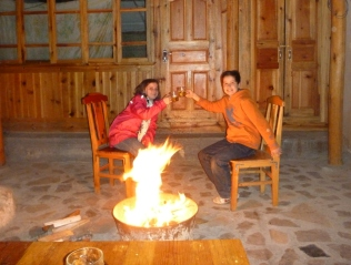 51 Brandon & Jas Tea Horse